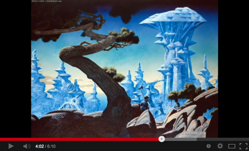 Roger Dean 画集  Yes  Roundabout  YouTube 05 0521 13 18 05 0521 13 20